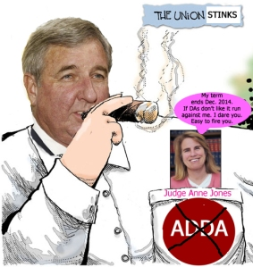 Anne Jones has a pattern of ruling against the ADDA and in the County's favor.